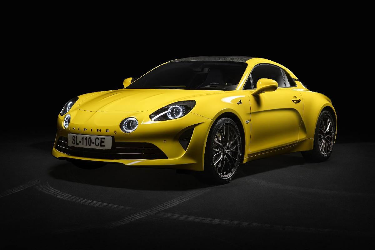 Alpine A110 Color Edition 2020 2