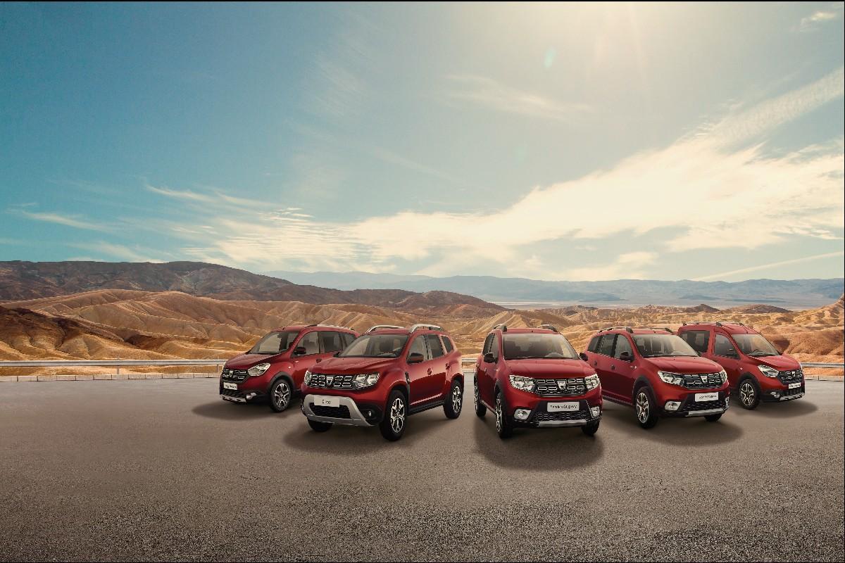 Ediție limitată Dacia 2019, prezentată l...