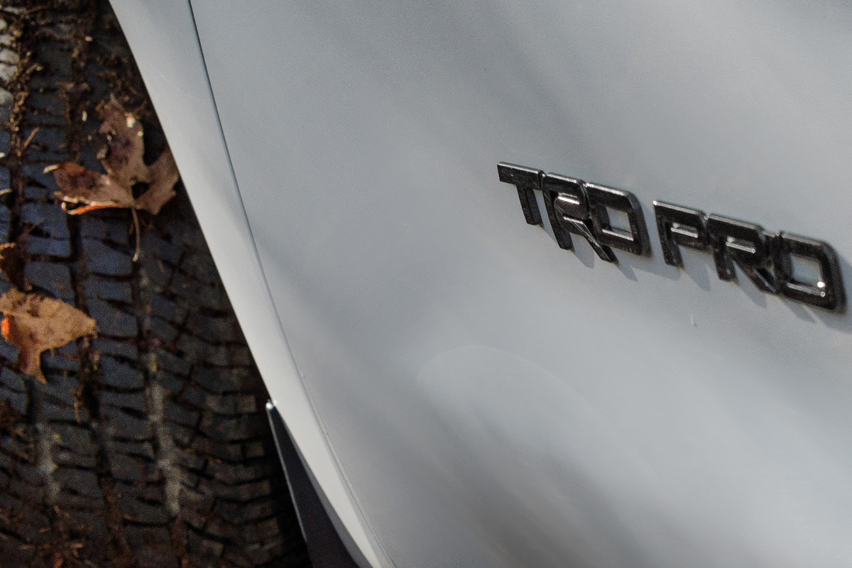Noua Toyota TRD Pro 2020, dezvaluita la ...