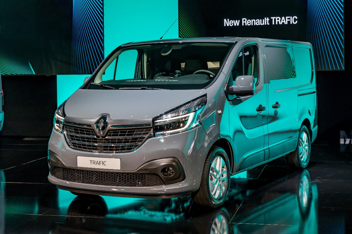New Renault Trafic1200x800