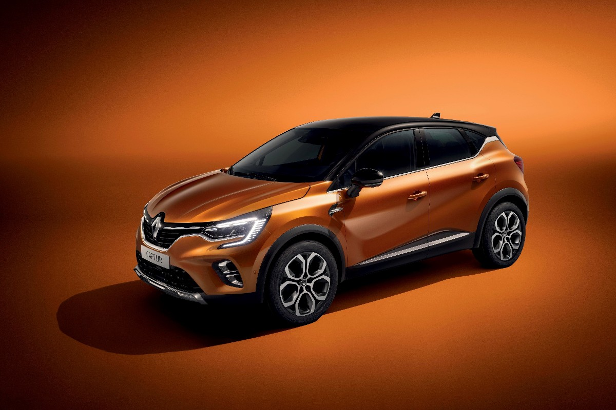 New Renault CAPTUR1