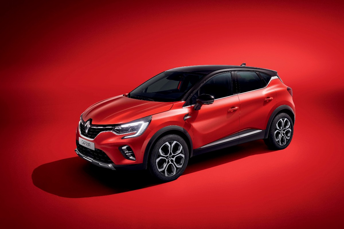 New Renault CAPTUR2
