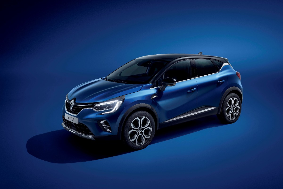 New Renault CAPTUR3