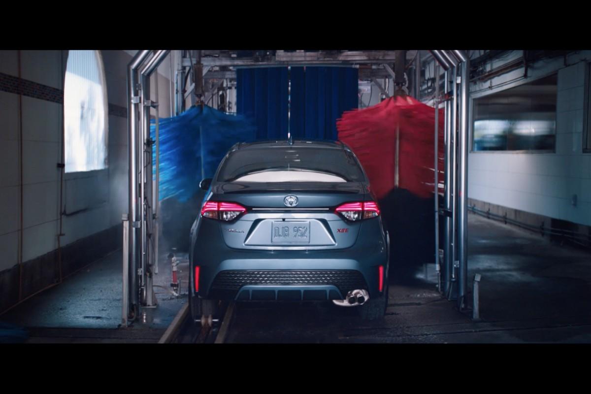 Noul model Toyota Corolla Sedan 2020 est...