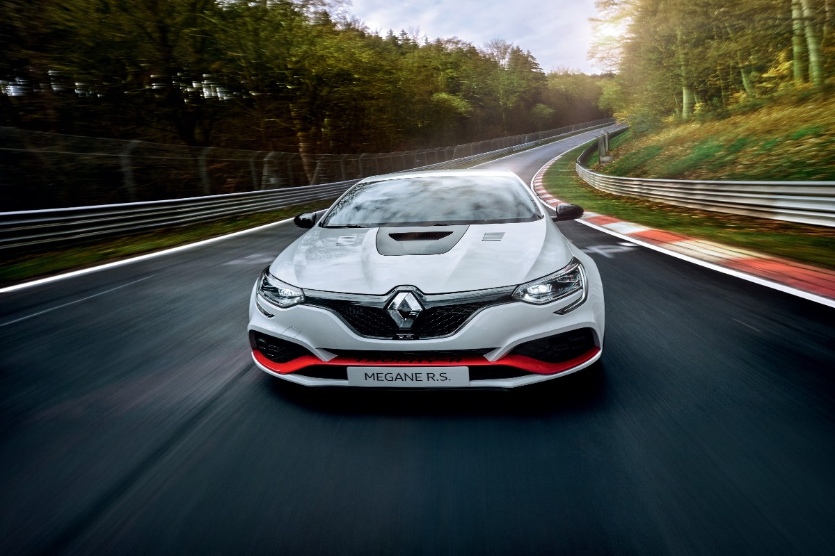 Renault M GANE R S TROPHY R 2record at the N rburgring 1200x800