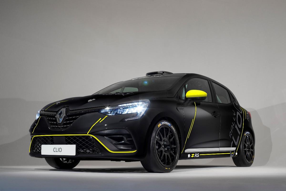 Clio Cup, Clio Rally, Clio RX: variații ...